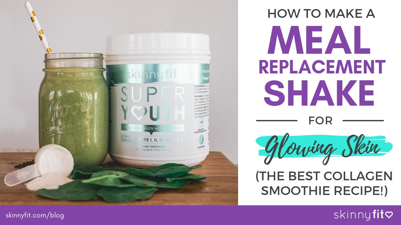 How To Make A Meal Replacement Shake