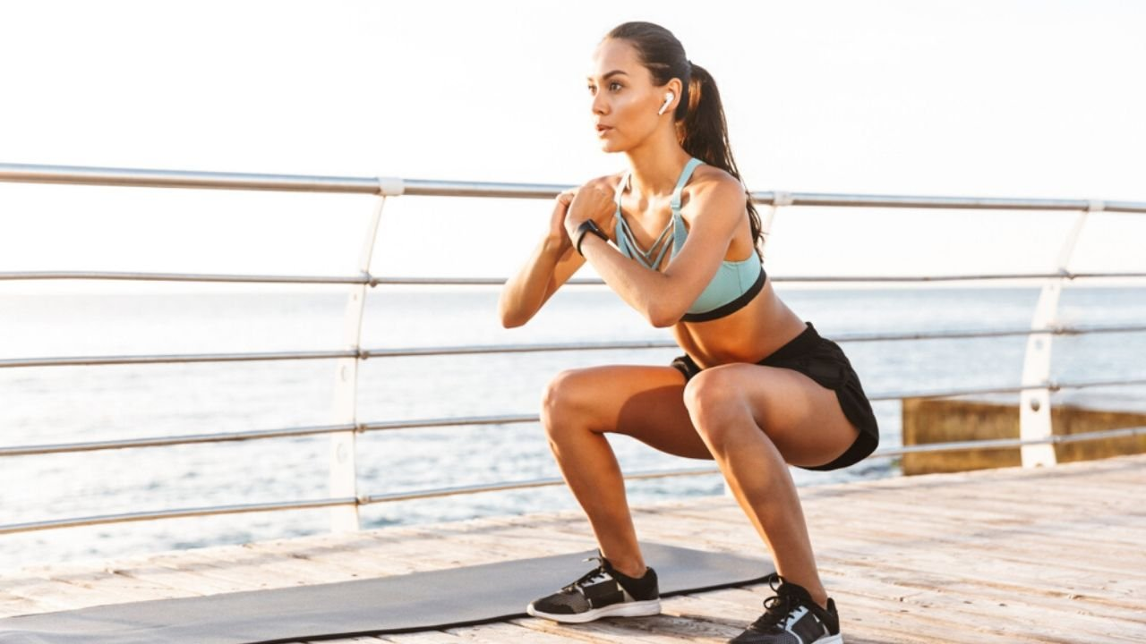 quick and simple bodyweight workout for beginners