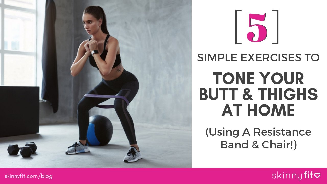 exercises to tone your butt