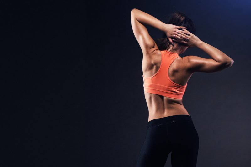 lose your muffin top
