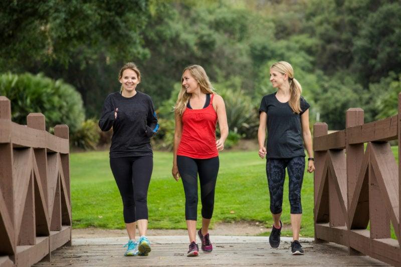 walking program to lose weight