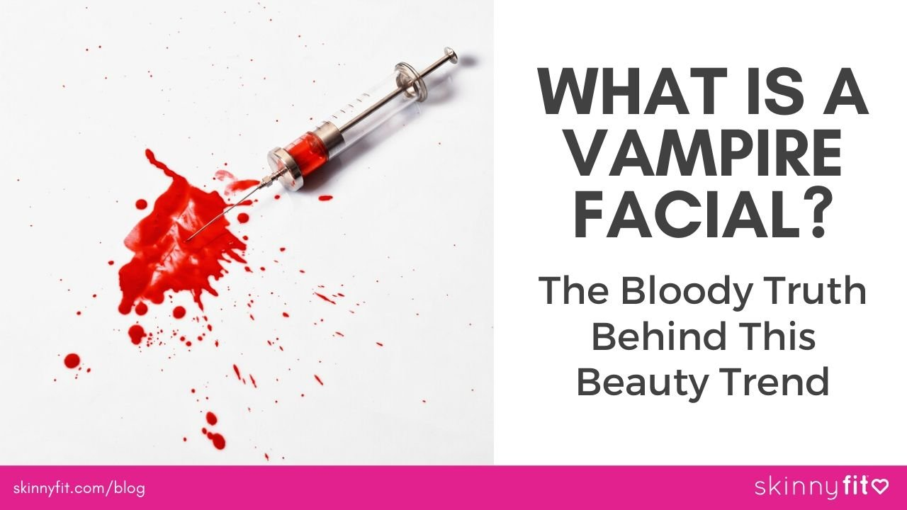 what is a vampire facial