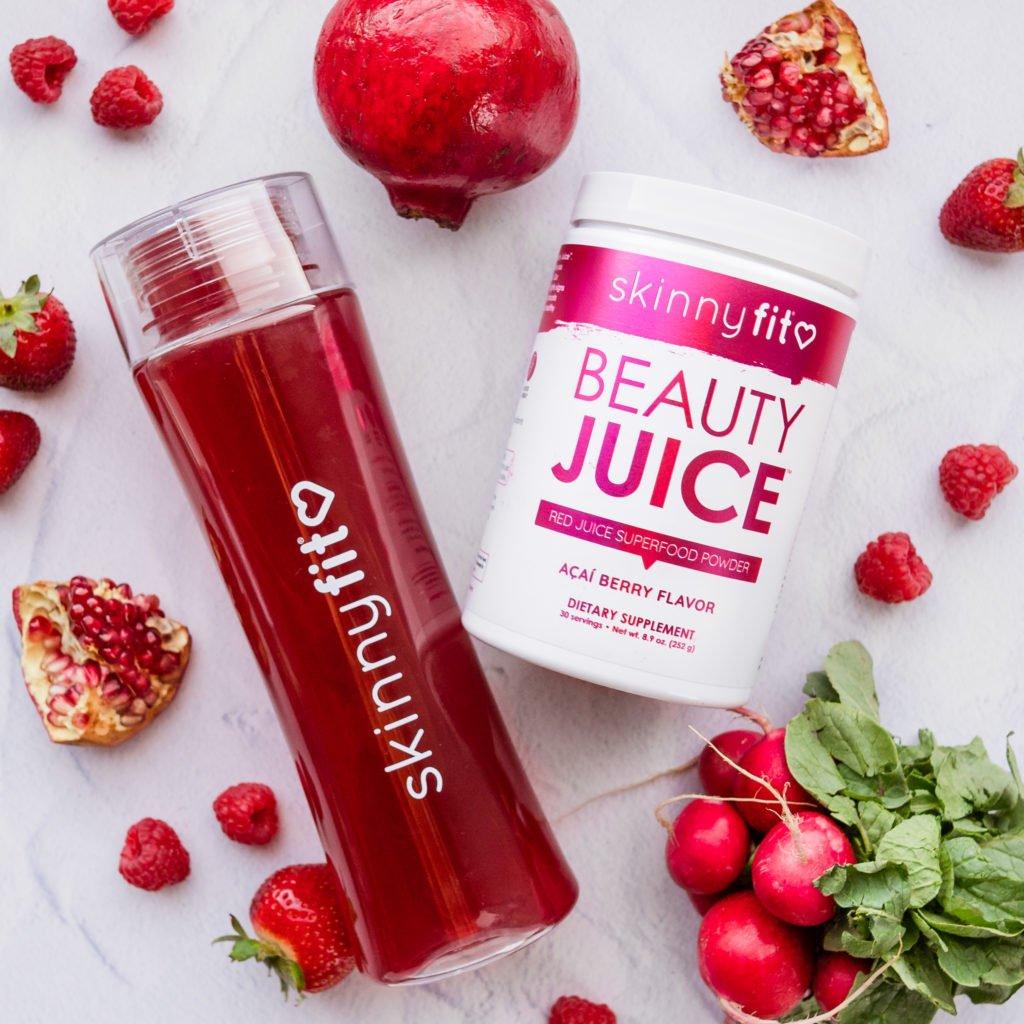 skinnyfit beauty juice