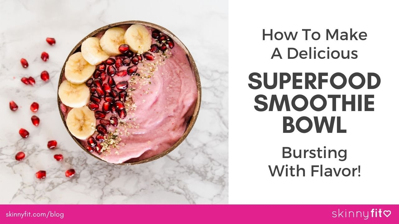 superfood smoothie