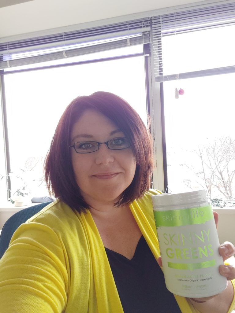 Melissa Walton March 2020 SkinnyFit customer spotlight