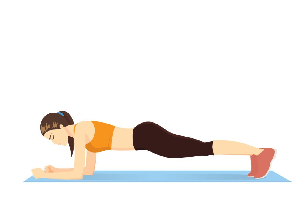 plank abs challenge