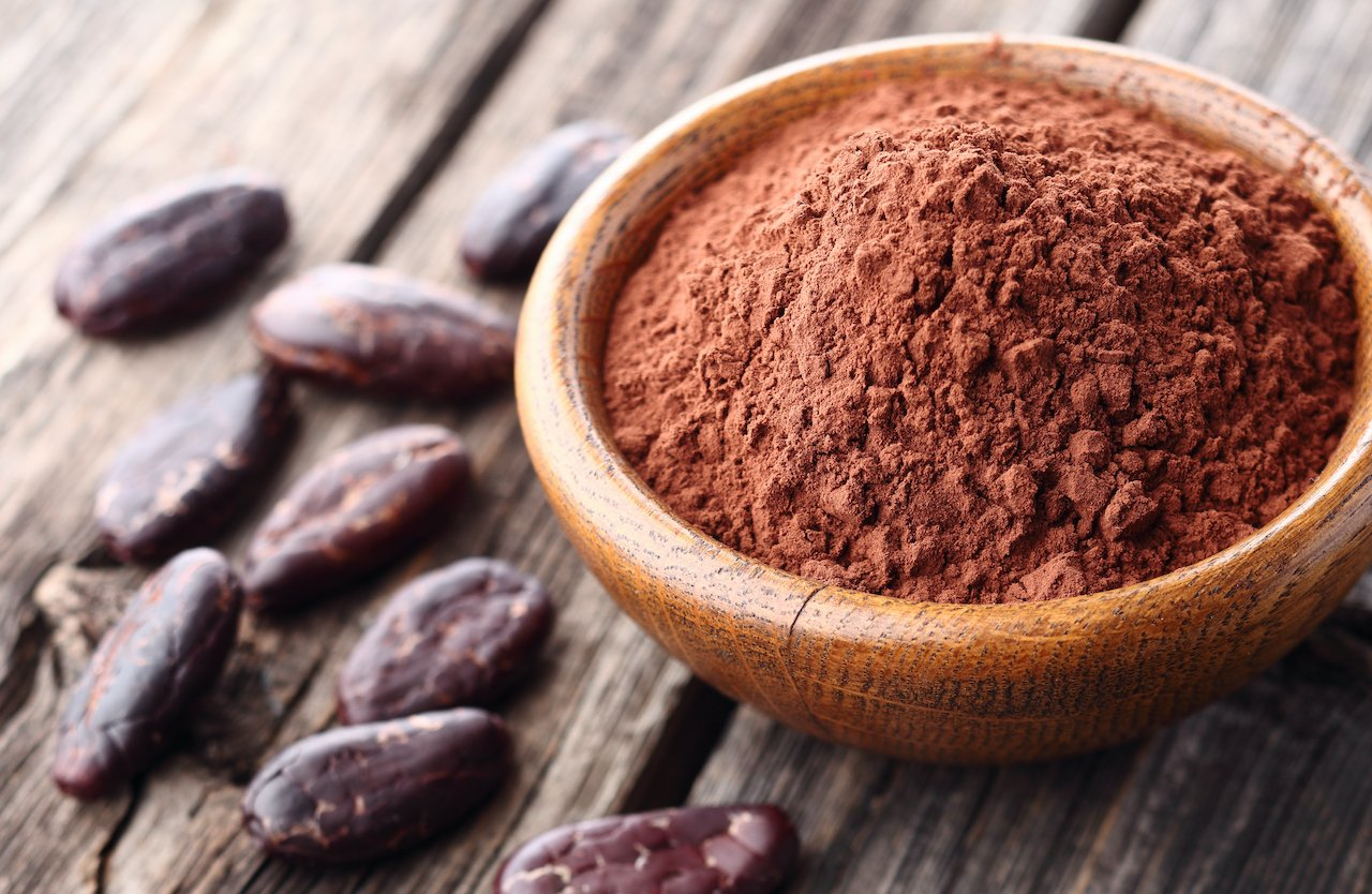 Eating cacao is a great help in how to balance hormones