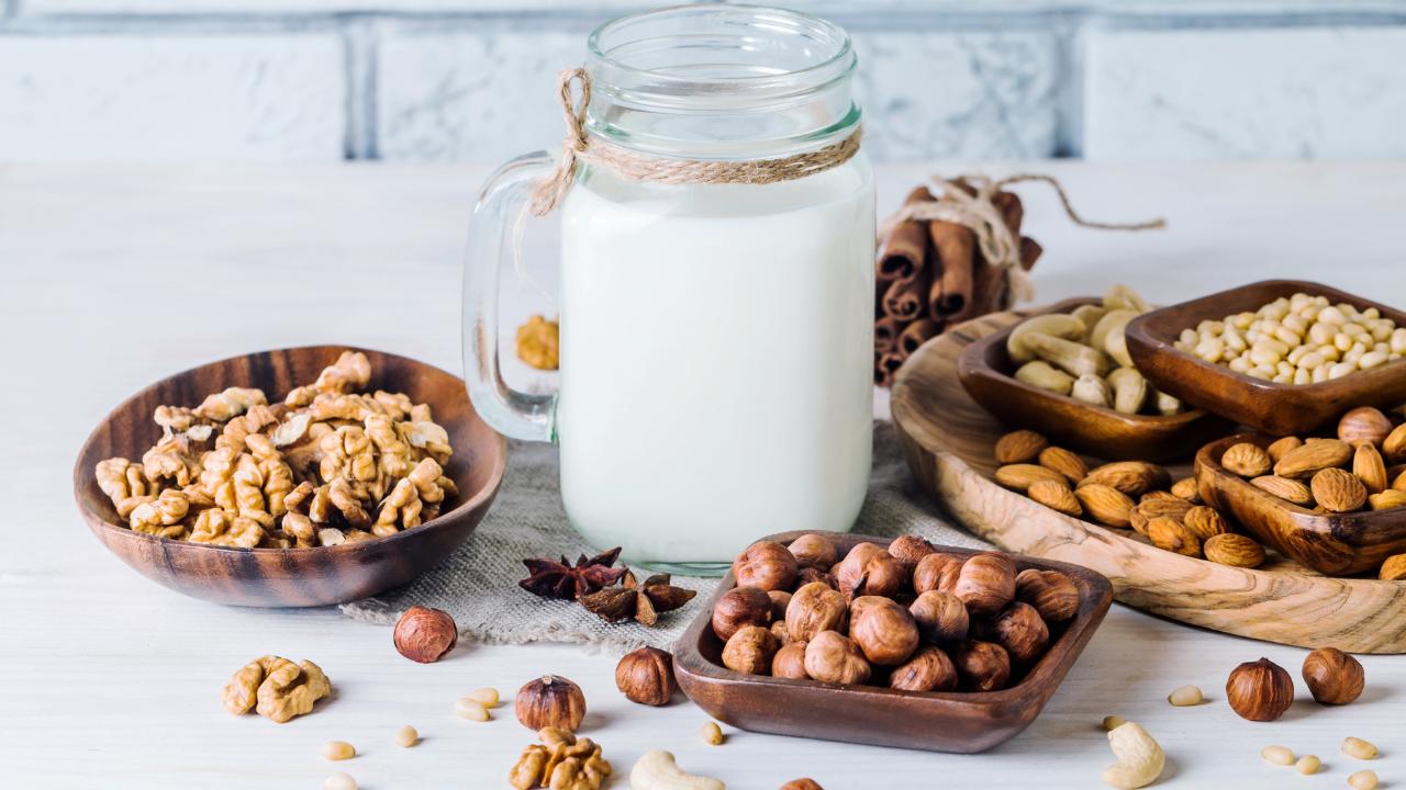 plant based milk